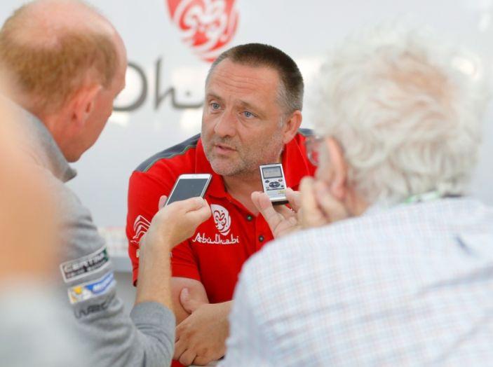WRC Finlandia: l'intervista ad Yves Matton - Foto 1 di 1