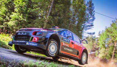 WRC Finlandia – Giorno 3: arriva quinta la C3 WRC di Breen