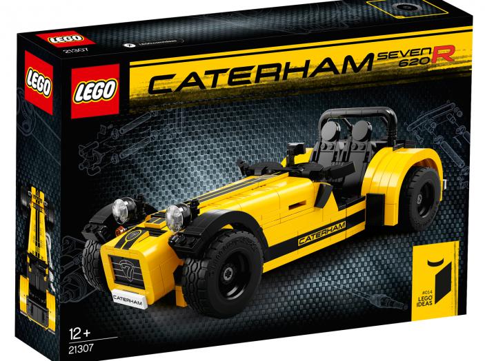 I 5 migliori modelli di auto LEGO - Foto 6 di 11