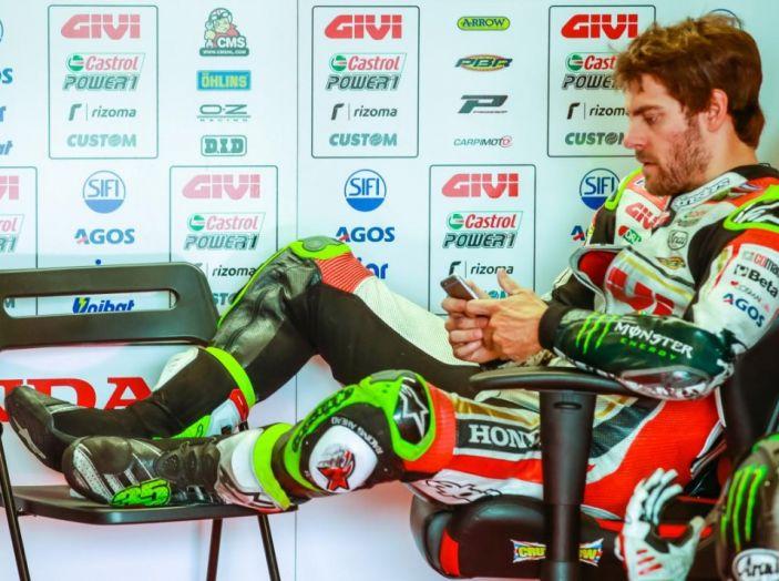 MOTOGP - A Brno vince Marquez, solo quarto Valentino Rossi