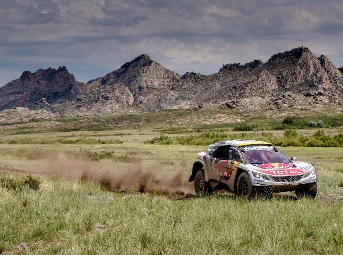 Peterhansel il più veloce nella sesta tappa del Silk Way Rally - Foto 3 di 4