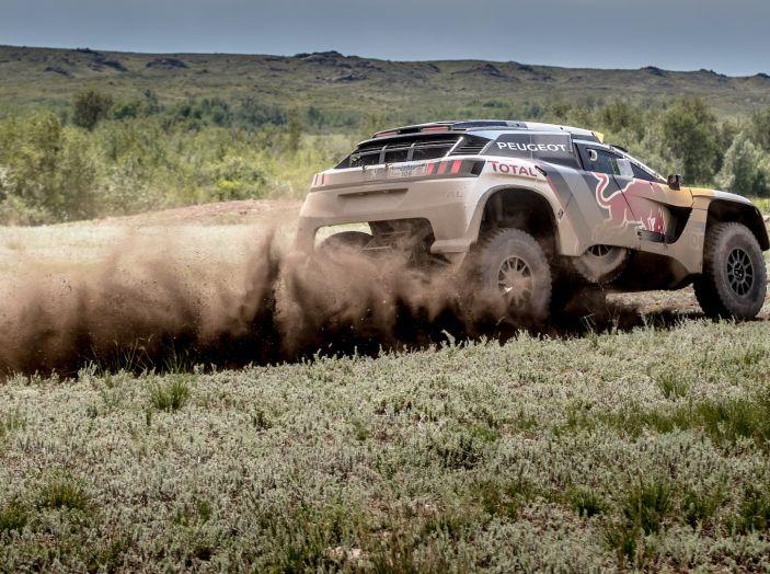 Peterhansel il più veloce nella sesta tappa del Silk Way Rally - Foto 4 di 4