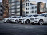 Volvo nel 2019 dice addio al Diesel a favore di elettriche e ibride