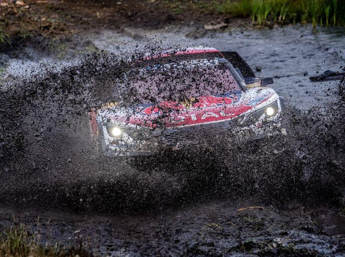 Peugeot 3008DKR ancora in testa al Silk Way Rally - Foto 1 di 5