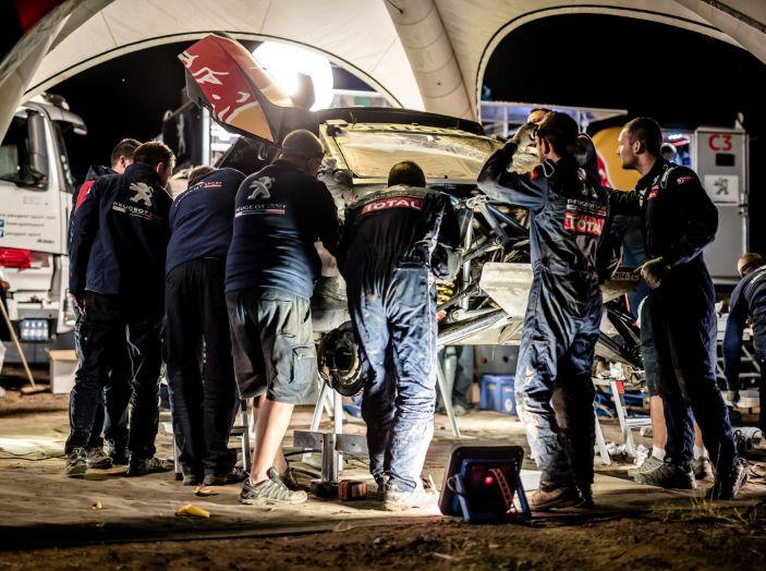 Peugeot 3008DKR ancora in testa al Silk Way Rally - Foto 3 di 5