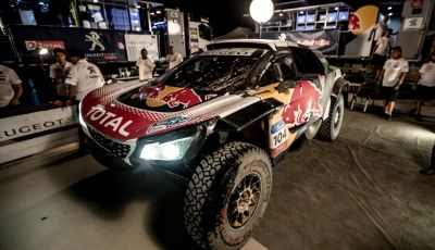 Silk Way Rally finito per Sebastien Loeb