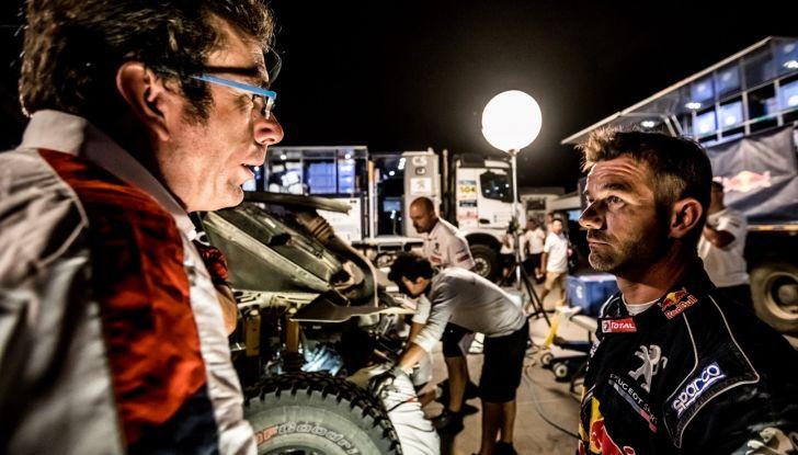 Sébastien Loeb, un talento unico al servizio di tutti i Marchi di Groupe PSA - Foto 2 di 6