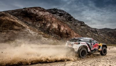 Silk Way Rally – Despres  consolida la sua leadership