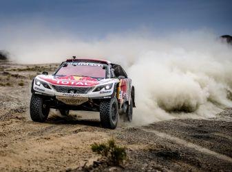 Sesta doppietta Peugeot ottiene al Silk Way Rally