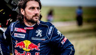 I piloti Peugeot ad una tappa dalla fine del SWR: le loro voci