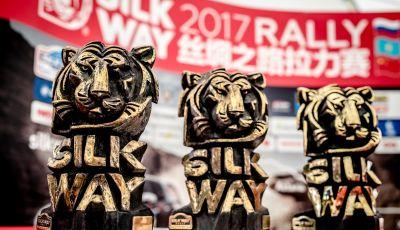 I numeri del Silk Way Rally 2017