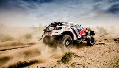 Silk Way Rally – il video che racconta la supremazia Peugeot