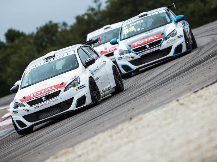La 308 Racing Cup corre alla 24 ORE di SPA in Belgio - Foto 2 di 6