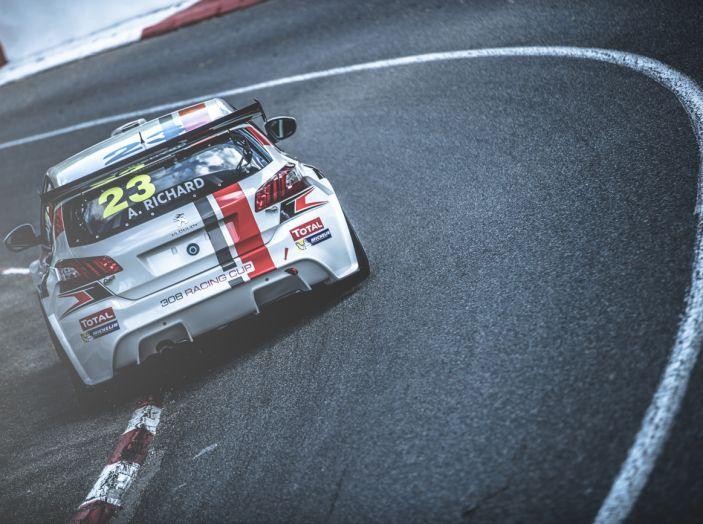 La 308 Racing Cup corre alla 24 ORE di SPA in Belgio - Foto 4 di 6