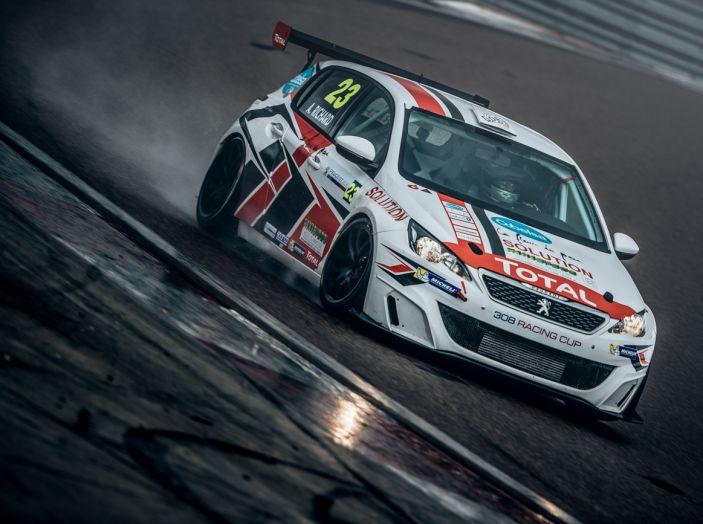 La 308 Racing Cup corre alla 24 ORE di SPA in Belgio - Foto 5 di 6