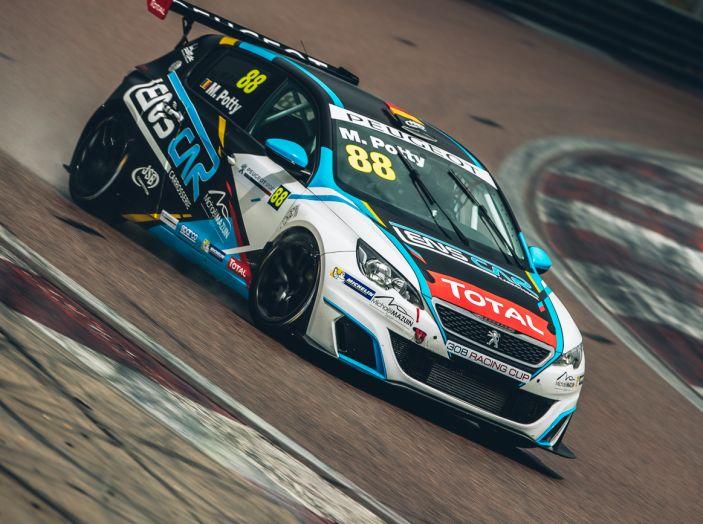 La 308 Racing Cup corre alla 24 ORE di SPA in Belgio - Foto 6 di 6