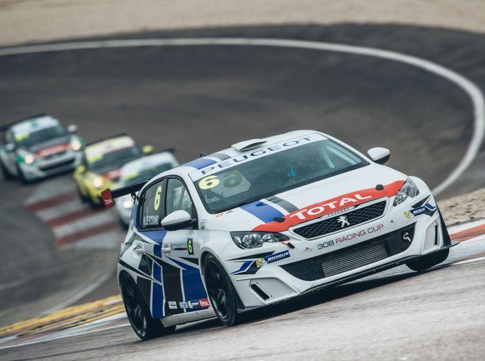 La 308 Racing Cup corre alla 24 ORE di SPA in Belgio - Foto 1 di 6