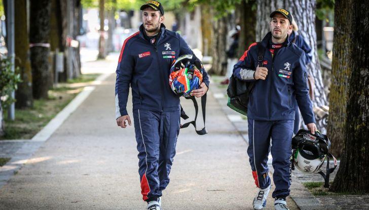 Peugeot all'attacco al Rally di San Marino - Foto 5 di 6