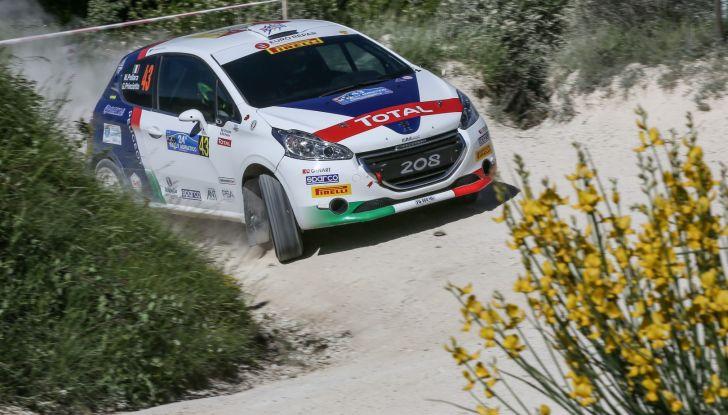 Peugeot all'attacco al Rally di San Marino - Foto 6 di 6