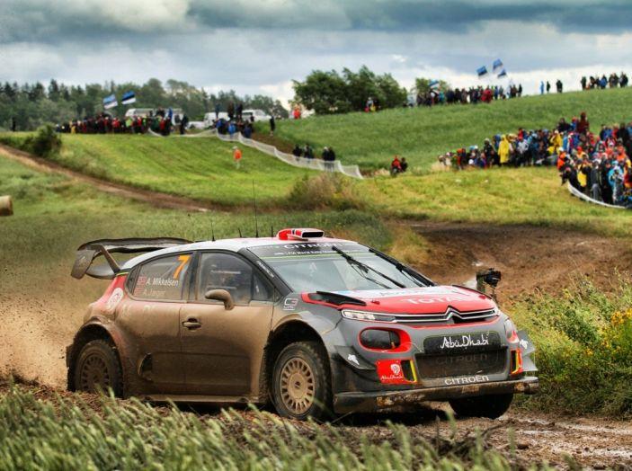 Rally Polonia, trionfa Neuville. Battuti Paddon e Ogier