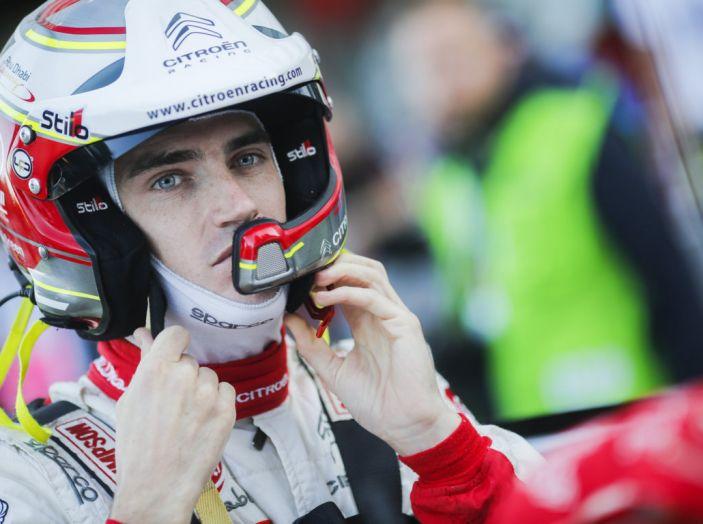 WRC Finlandia: le dichiarazioni a fine gara del team Citroën - Foto 3 di 4