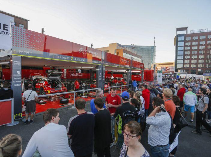 WRC Finlandia – Giorno 3: arriva quinta la C3 WRC di Breen - Foto 4 di 4
