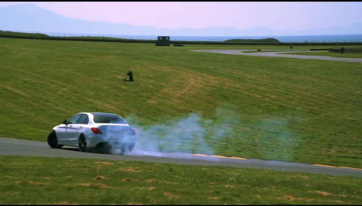 Alfa Romeo Giulia: un guasto nella sfida contro BMW M3 e Mercedes C63 AMG - Foto 4 di 29