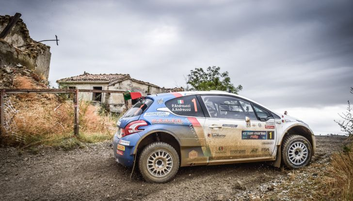 Tappa 1 Rally di San Marino – parola ai piloti Peugeot - Foto 1 di 3