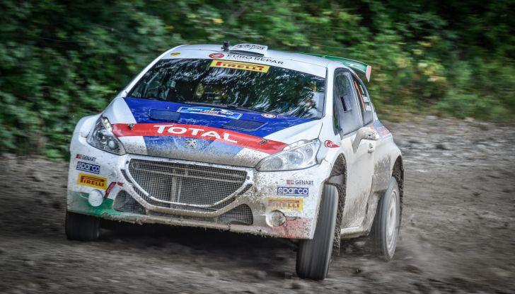 Rally di San Marino – Peugeot in lotta per salire sul podio - Foto 1 di 4