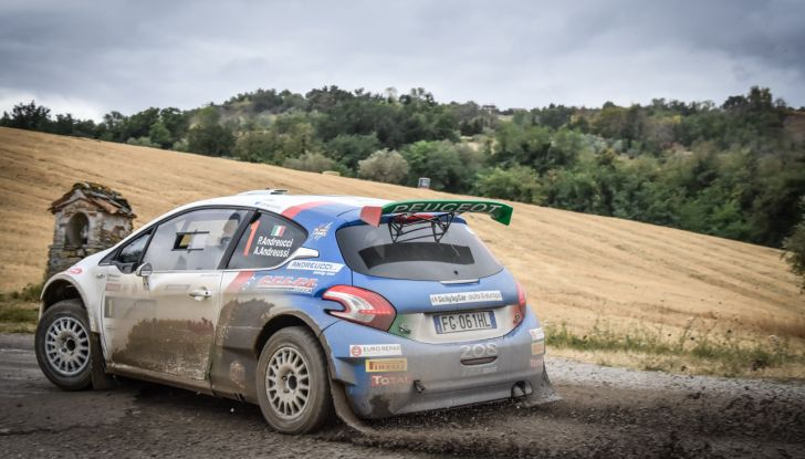 Rally di San Marino – Peugeot in lotta per salire sul podio - Foto 2 di 4