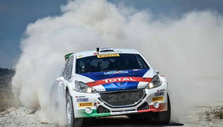 Rally di San Marino, Peugeot recupera e sale sul podio - Foto 2 di 5