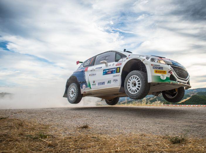 Rally di San Marino, Peugeot recupera e sale sul podio - Foto 1 di 5