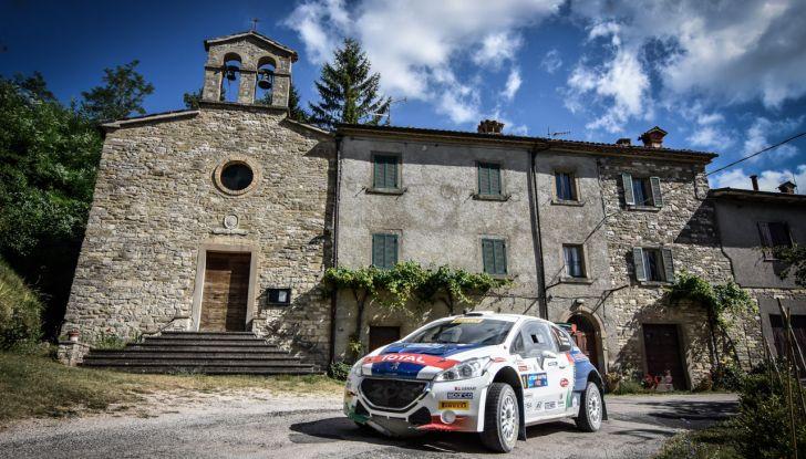 Rally di San Marino, Peugeot recupera e sale sul podio - Foto 3 di 5