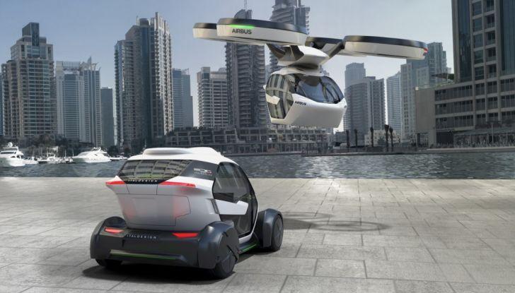 Mobilità nel futuro: come cambierà con le nuove tecnologie - Foto 9 di 17