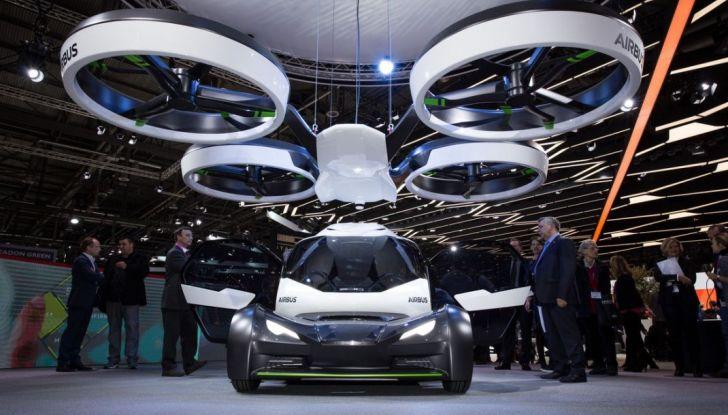 Mobilità nel futuro: come cambierà con le nuove tecnologie - Foto 2 di 17
