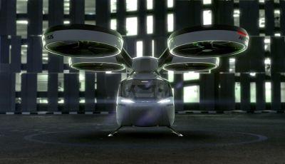 Auto volanti: Il futuro della mobilità non è così lontano con Italdesign e Volocopter