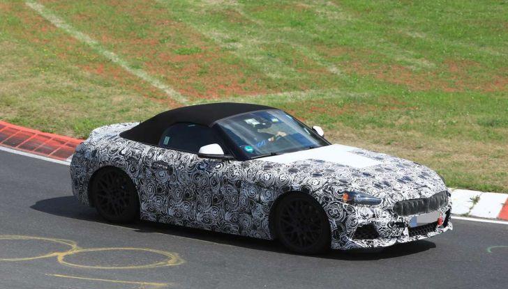 BMW Z5, prime immagini e dettagli della roadster tedesca - Foto 15 di 18