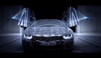 BMW i8 Roadster, l'ibrida dell'Elica verso l'evoluzione