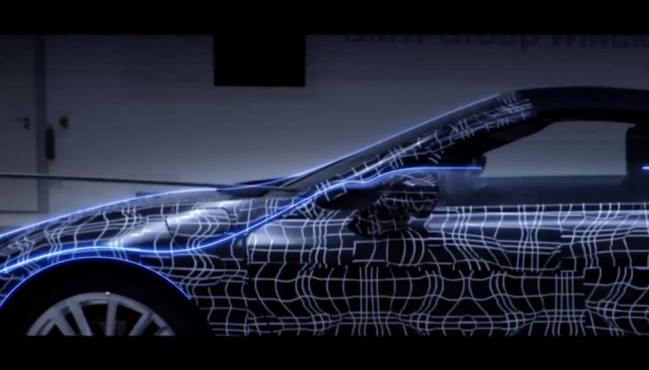 BMW i8 Roadster, l'ibrida dell'Elica verso l'evoluzione - Foto 5 di 12