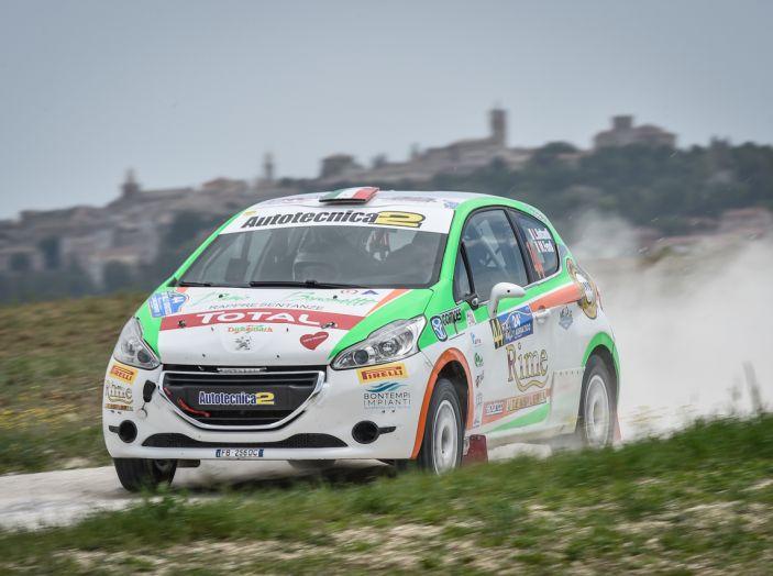 Trofeo Peugeot Competition – Lo sterrato di San Marino per i Magnifici Sette - Foto 2 di 5