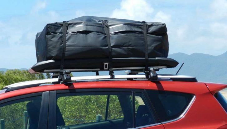 Bagagli sul tetto auto: normativa e contravvenzioni - Foto 5 di 9