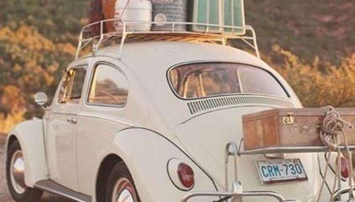 Bagagli sul tetto auto: normativa e contravvenzioni - Foto 8 di 9