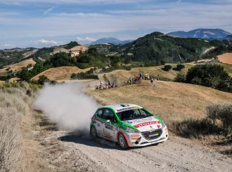 Rally di San Marino – Video dello shakedown Peugeot