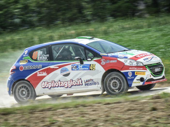 Trofeo Peugeot Competition – Lo sterrato di San Marino per i Magnifici Sette - Foto 1 di 5
