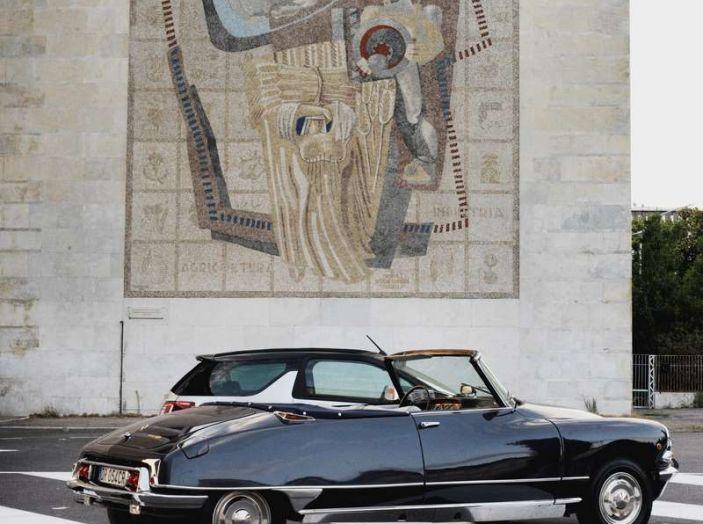 Citroën DS 21 Cabriolet, prova su strada della madre delle DS Cabrio - Foto 5 di 15