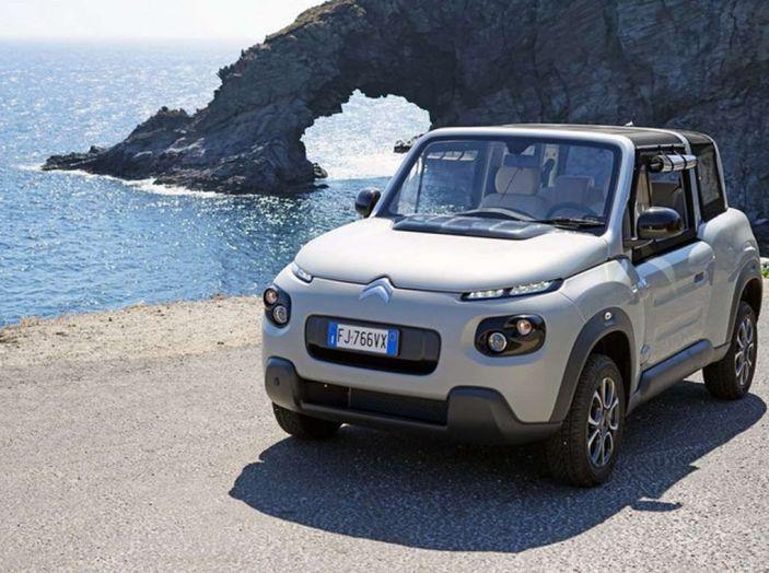 Citroën E-Mehari per l'amministrazione comunale di Pantelleria - Foto 3 di 5