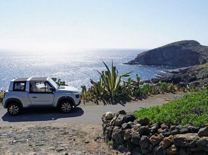 Citroën E-Mehari per l'amministrazione comunale di Pantelleria - Foto 1 di 5