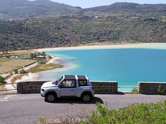Citroën E-Mehari per l'amministrazione comunale di Pantelleria - Foto 5 di 5