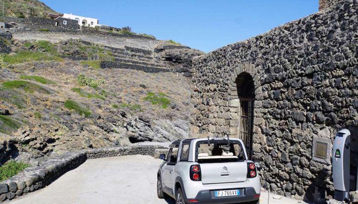 Citroën E-Mehari per l'amministrazione comunale di Pantelleria - Foto 2 di 5