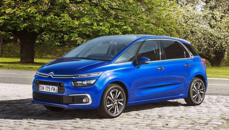 Citroën C4 Picasso supera la barriera di pedaggio autostradale in completa autonomia - Foto 9 di 13
